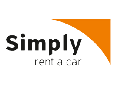 Simply Rent A Car Logo